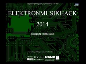 elektronmusikhack bild